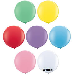 Giant Balloon Colors