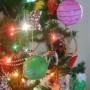 YoYo Balloons on the Christmas Tree